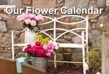 Our Flower Calendar